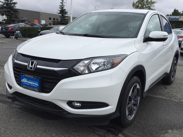 Schedule a test drive in this 2018 {make HR-V