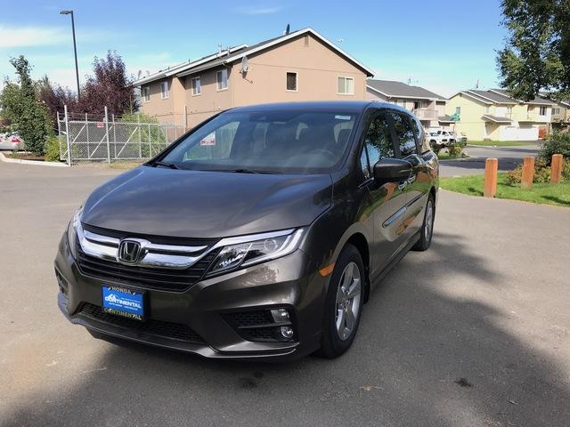 2018 Honda Odyssey - No Image