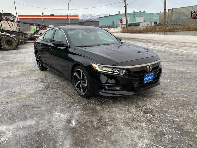 2018 Honda Accord Sedan (20170)