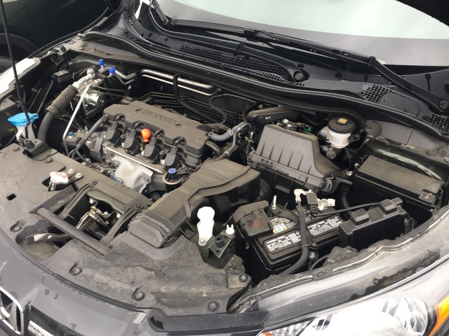 2018 Honda HR-V (20256)