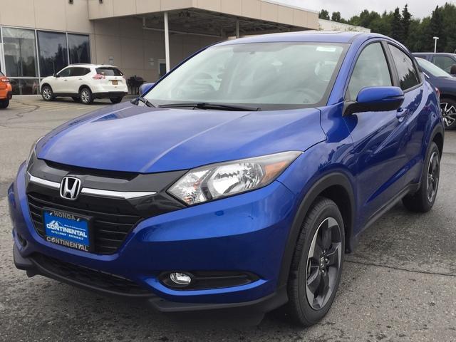 2018 Honda HR-V 20267