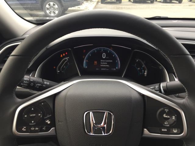 2018 Honda Civic Sedan (20370)