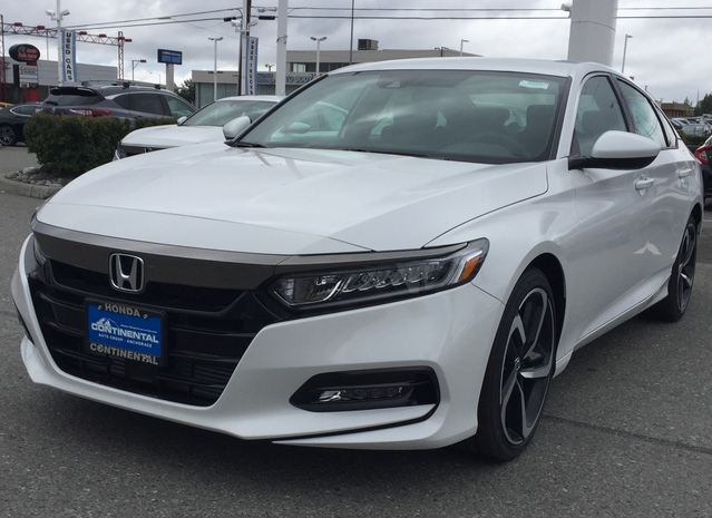 2018 Honda Accord Sedan 20534