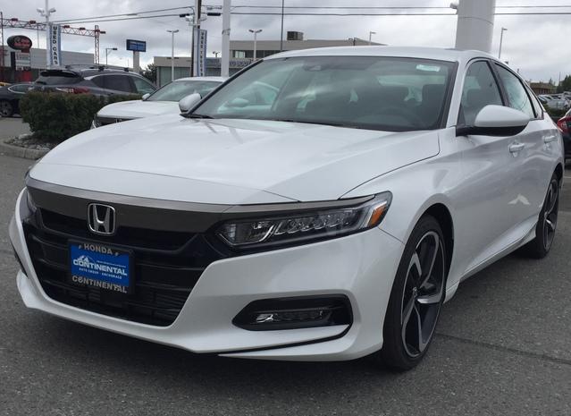 2018 Honda Accord Sedan 20582