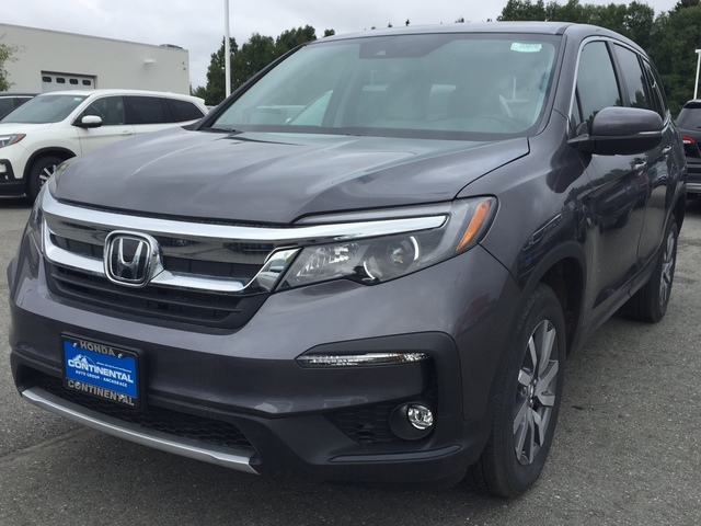 Schedule a test drive in this 2019 {make Pilot