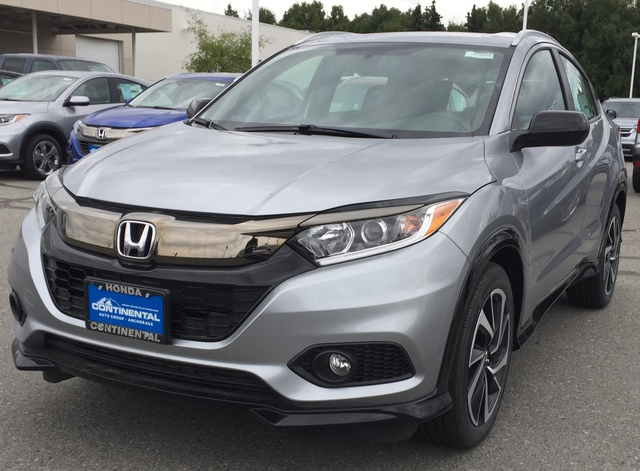 2019 Honda HR-V 20668