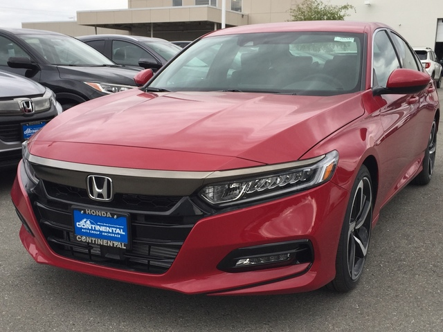 2019 Honda Accord Sedan 20700