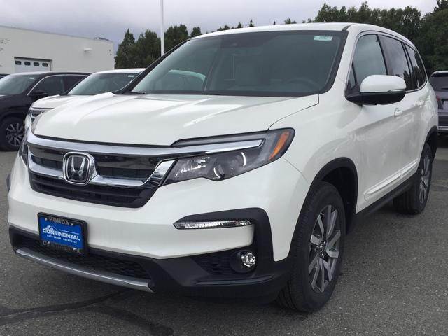 2019 Honda Pilot 20755