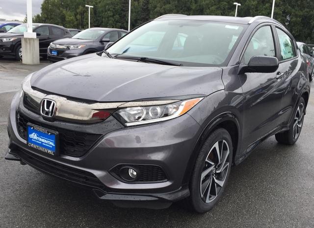 2019 Honda HR-V 20780