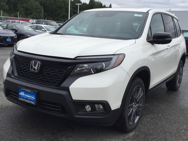 2019 Honda Passport 20795