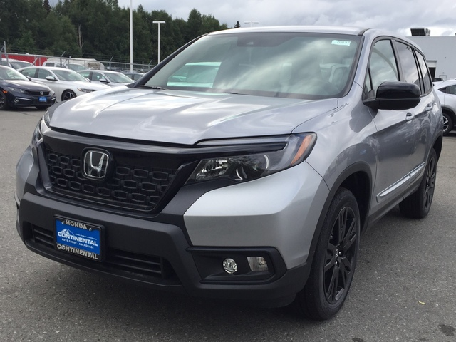 2019 Honda Passport 20830