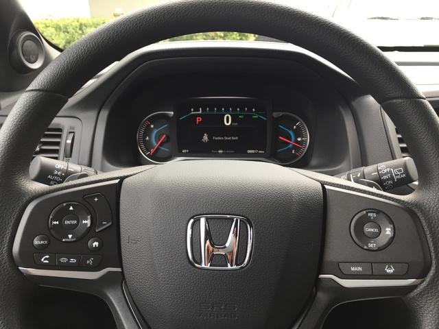 2019 Honda Passport (20830)