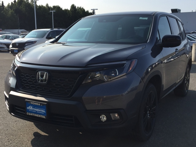 2019 Honda Passport 20860