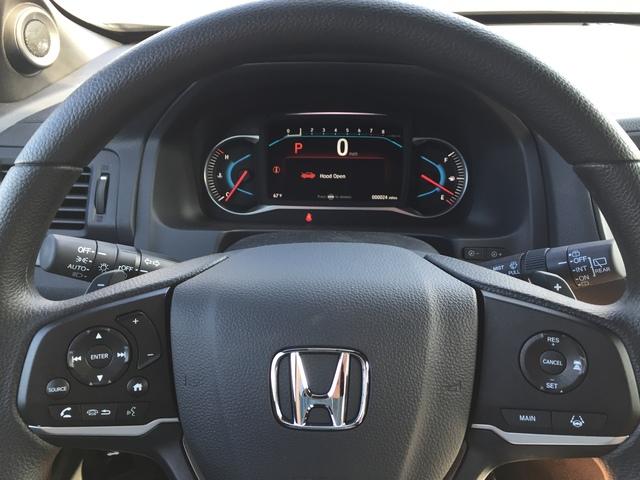2019 Honda Passport (20860)