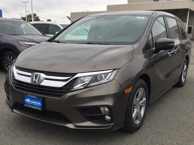 Schedule a test drive in this 2019 {make Odyssey