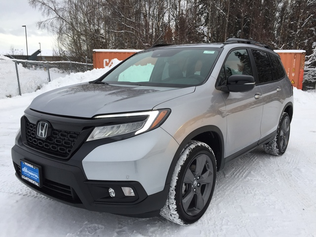 2019 Honda Passport 21060