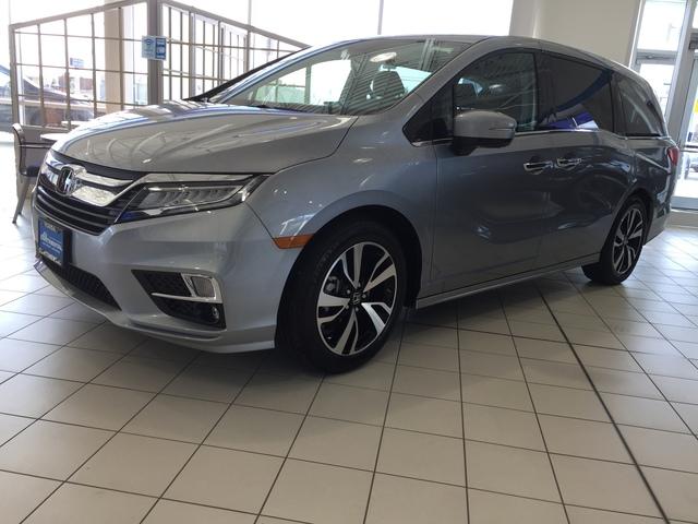 2020 Honda Odyssey 21073