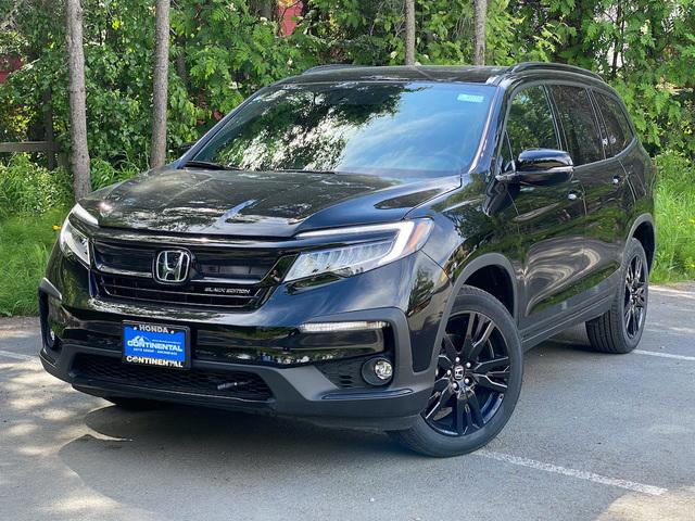 2020 Honda Pilot 21110