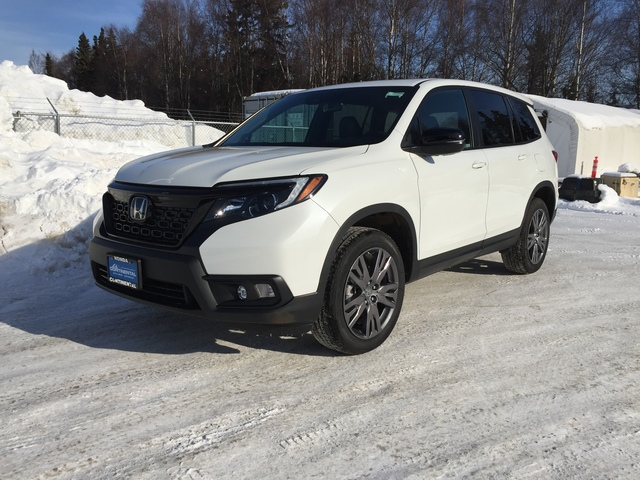 2020 Honda Passport 21169