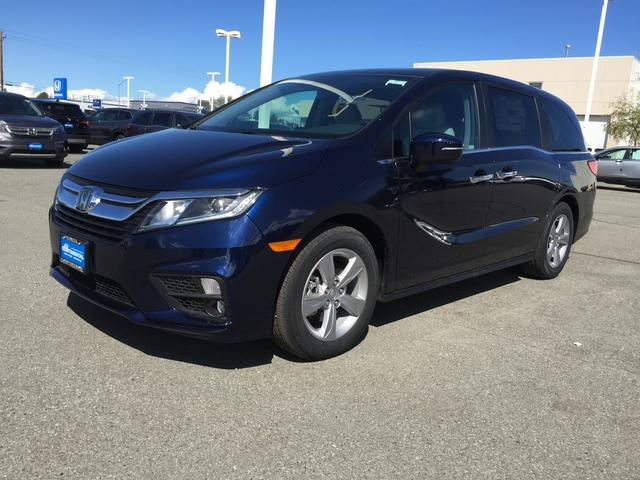 2020 Honda Odyssey 21174