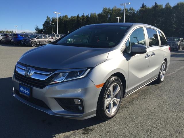 2020 Honda Odyssey 21180