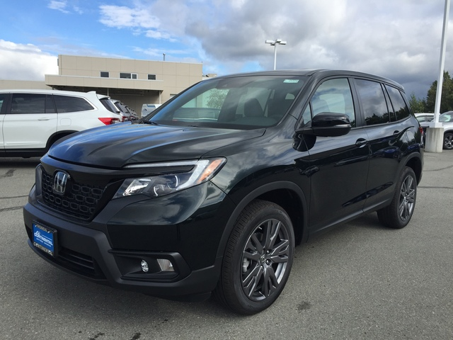 2020 Honda Passport 21306