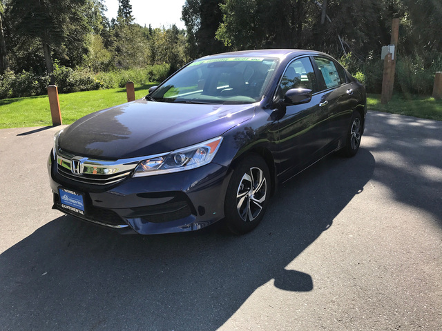 2017 Honda Accord Sedan - No Image