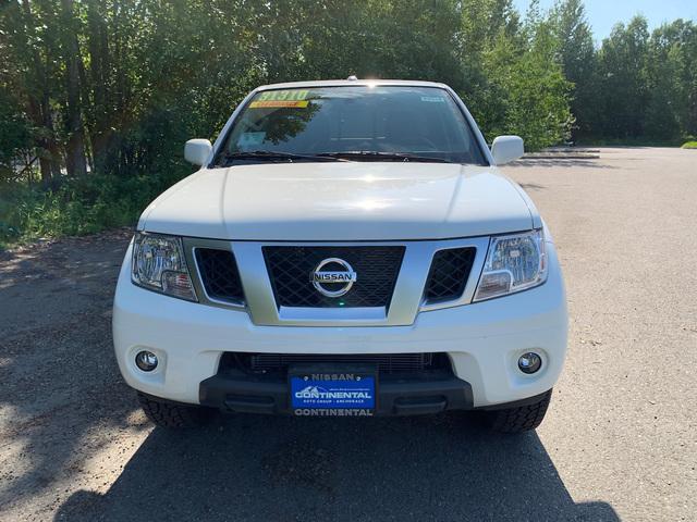 2018 Nissan Frontier (56934)