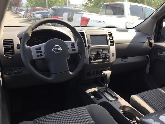 2019 Nissan Frontier (57091)
