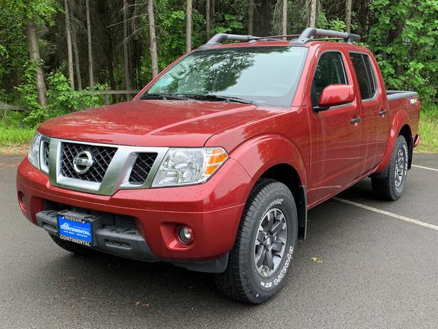 2019 Nissan Frontier 57109