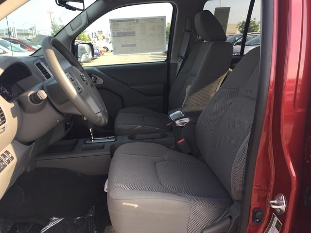 2019 Nissan Frontier (57115)