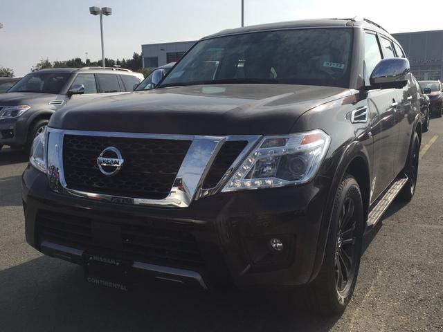 2019 Nissan Armada 57123