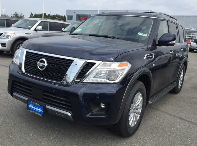 2019 Nissan Armada 57152