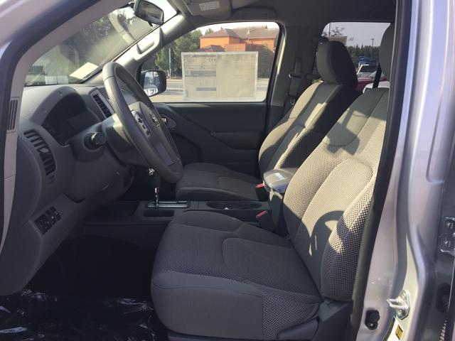 2019 Nissan Frontier (57187)