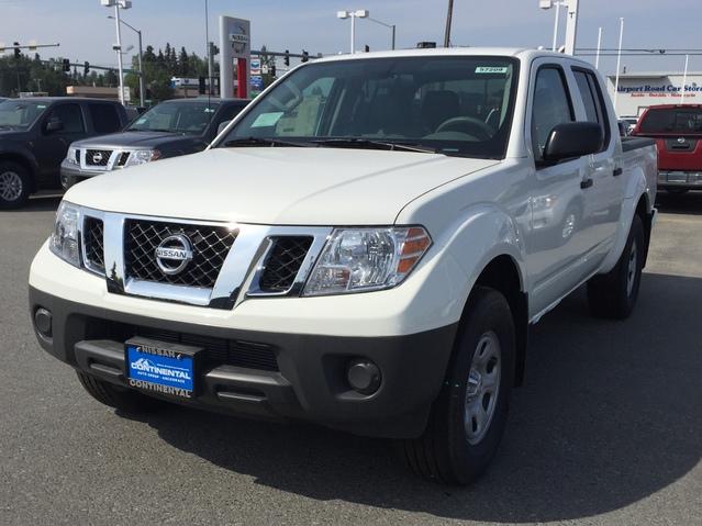 2019 Nissan Frontier 57209