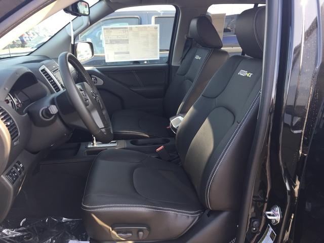 2019 Nissan Frontier (57221)
