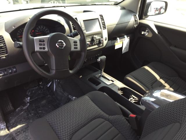 2019 Nissan Frontier (57238)