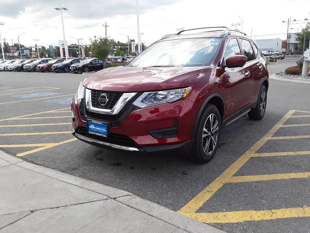 2019 Nissan Rogue 57296
