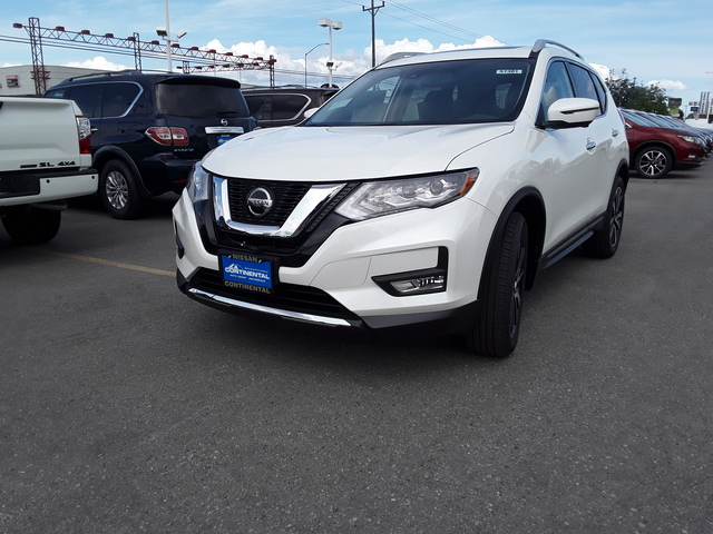 2019 Nissan Rogue 57301
