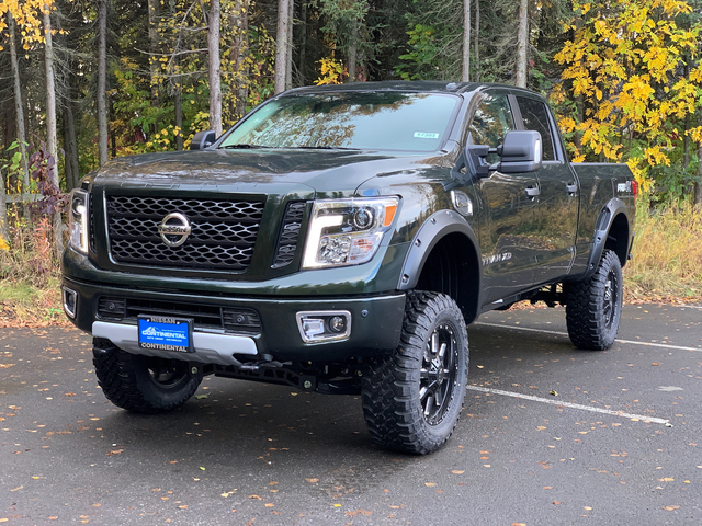 Schedule a test drive in this 2019 {make Titan XD