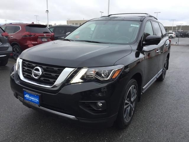 2019 Nissan Pathfinder 57343