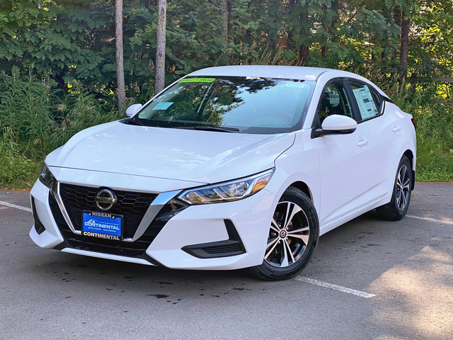 2020 Nissan Sentra 57401