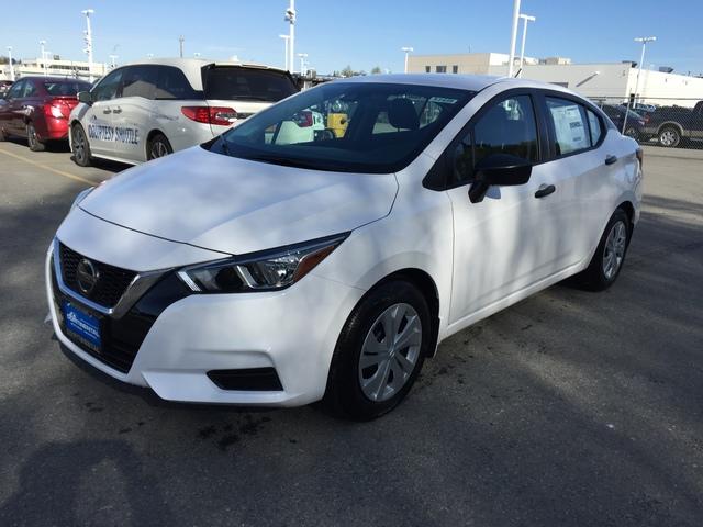 2020 Nissan Versa 57435