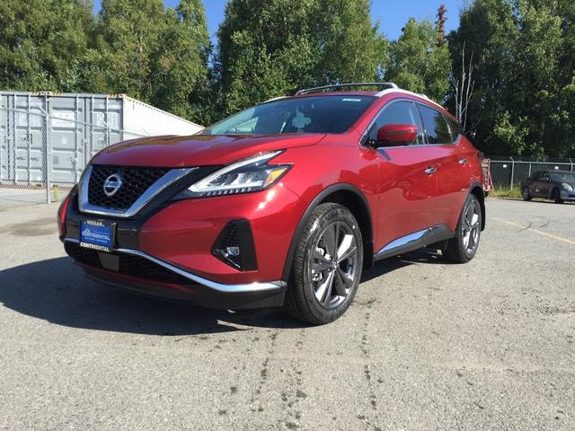 2020 Nissan Murano 57460