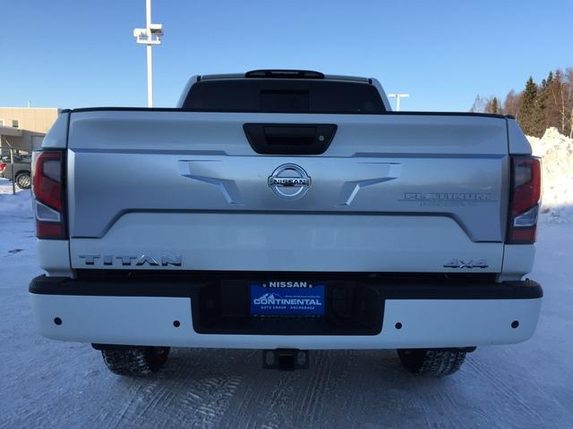 2021 Nissan Titan (57542)