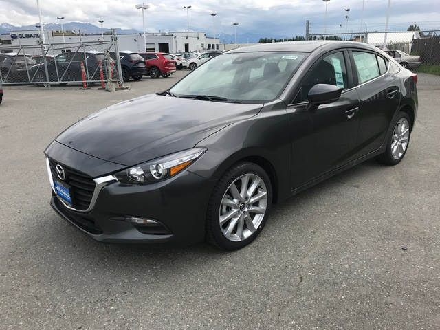 2017 Mazda Mazda3 4-Door - No Image