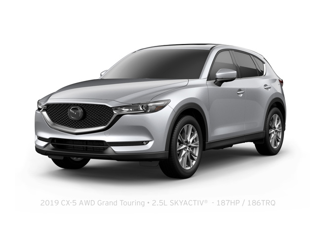 2019 Mazda CX-5 66425