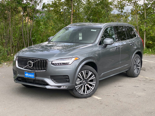 Schedule a test drive in this 2020 {make XC90