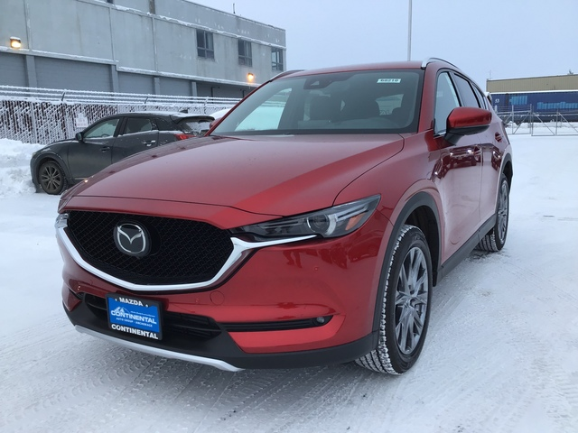 2020 Mazda CX-5 68210