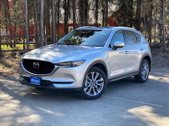 2020 Mazda CX-5 68220